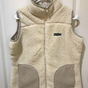 Columbia Women's Reversible Sherpa Fleece Vest